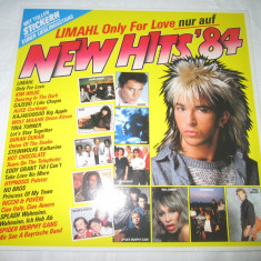 Various ‎– New Hits '84 _ vinyl, LP, Germania _ anii'80 - Muzica Dance emi records, VINIL