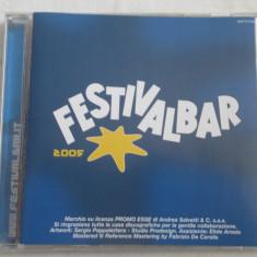 Various – Festivalbar 2005 _ dublu CD, compilatie, Italia - Muzica Dance rca records