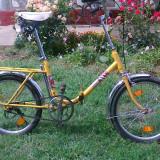 Vand Bicicleta Pegas Camping Pliabil Original