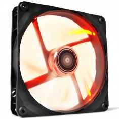 Ventilator NZXT 120mm, Red LED - Cooler PC