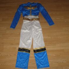 Costum carnaval serbare duh aladin pentru copii de 10-11-12 ani - Costum Halloween, Marime: Masura unica, Culoare: Din imagine
