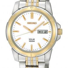 Ceas original Seiko SNE094P1 Solar - Ceas barbatesc