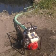 Motopompa completa honda wb30xt - Pompa gradina