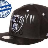 Sapca Adidas Brooklyn Nets Flat Brim - sapca originala - fullcap flat brim