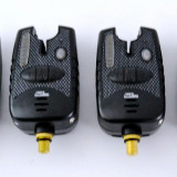 Set 4 Avertizori / Senzori FL Profesionali Impermeabili Modelul De Top - Avertizor pescuit