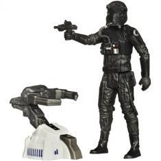 Figurina Star Wars The Force Awakens - First Order Tie Fighter Pilot - Figurina Povesti Hasbro