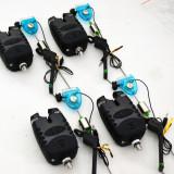 Set 4 Avertizori Cool Angel APS 76 Cu Swingeri MK2 - Avertizor pescuit, Electronice