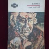 Honore de Balzac - Mos Goriot - 675082 - Carte educativa
