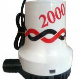 Pompa santina 2000 GPH 12V