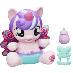 Jucarie de Plus My Little Pony - Baby Flurry Heart Pony - Figurina Povesti Hasbro