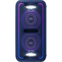 Sistem audio personal de mare putere cu Bluetooth Sony GTK-XB7 Mov - Boxe PC