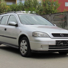 Opel Astra G, 1.7 DTI Diesel, an 2001 - Autoturism Opel, Motorina/Diesel, 190000 km, 1668 cmc