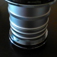 Set inele Macro Minolta - Inel macro obiectiv foto