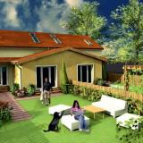 Proprietar, vand casa la curte, 17km de Bucuresti - Casa de vanzare, 1000 mp, Numar camere: 3, Suprafata teren: 1000