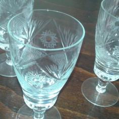 Pahare Cristal Baccarat