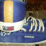 Pantof sport Napapijri - noi, in cutie - Pantofi barbati, Marime: 42, Culoare: Din imagine